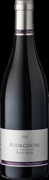 Hervé Sigaut Bourgogne Pinot Noir 2017