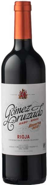 Gomez Cruzado Rioja Reserva DOCa 2012