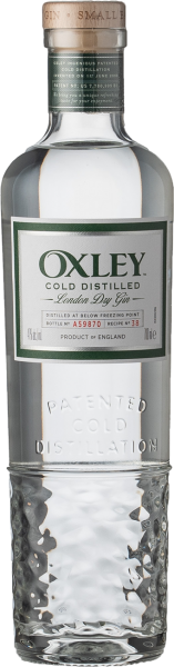 Oxley Cold Distilled Gin