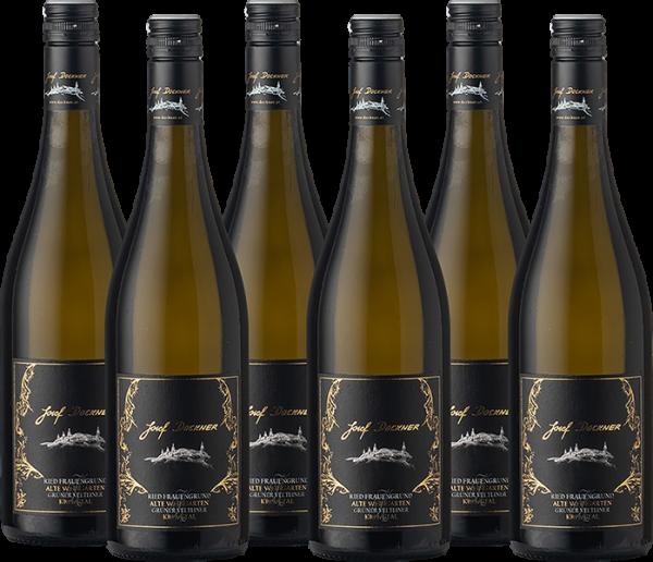 6 Fl Grüner Veltliner Ried Frauengrund Kremstal DAC Alte Weingärten