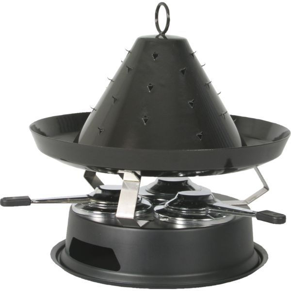Tataren-Hut mit 3 Brennern, Höhe: 330 mm, ø: 200 mm