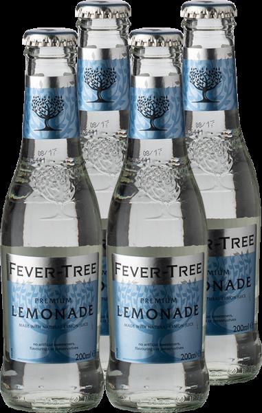 4er Fever-Tree Premium Lemonade