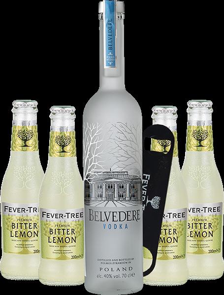 Belvedere Vodka Lemon Set