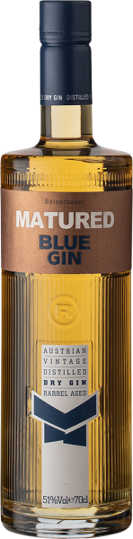 Blue Gin Matured