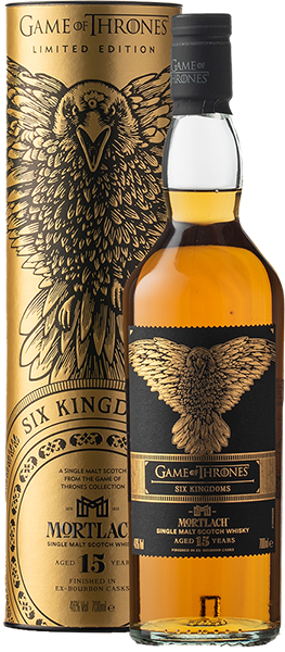 Game of Thrones Mortlach 15YO Six Kingdoms