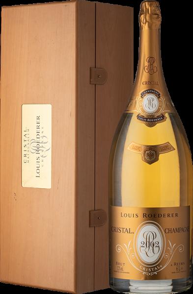 Roederer Cristal 2002 6,0lt- OHK