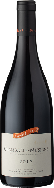 Duband Chambolle-Musigny 1er Cru Les Sentiers 2017