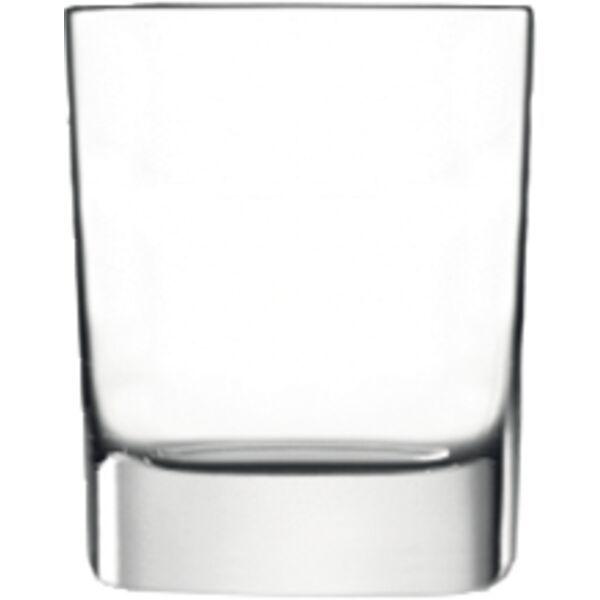 BORMIOLI LUIGI »Strauss« Whiskyglas, Inhalt: 0,29 Liter, Höhe: 90 mm, ø: 75 mm