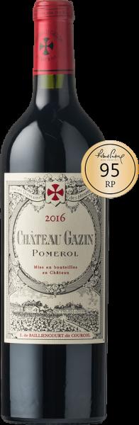 Château Gazin 2016