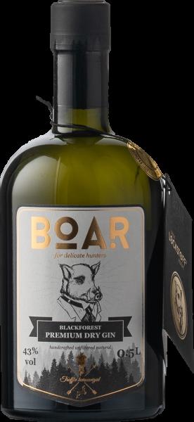 BOAR Blackforest Premium Dry Gin