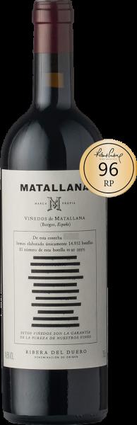 Vinedos de Matallana Matallana 2015 BIO
