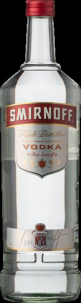 Smirnoff Vodka Red 3 Liter