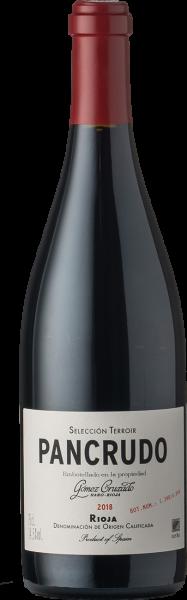 Gomez Cruzado Pancrudo Rioja DOCa 2018