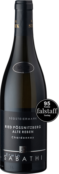 Erwin Sabathi Chardonnay Ried Pössnitzberg Alte Reben G-STK 2018