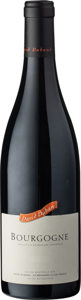 Duband Bourgogne Rouge 2018