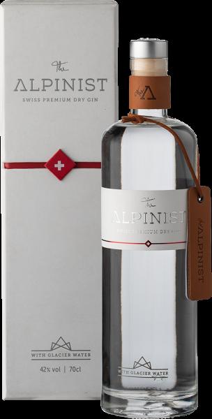 The Alpinist Swiss Premium Dry Gin 0,7
