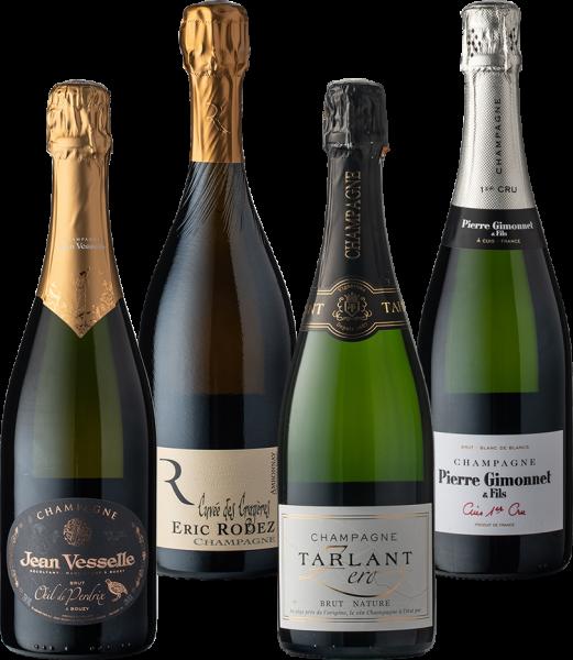 Winzer Champagner