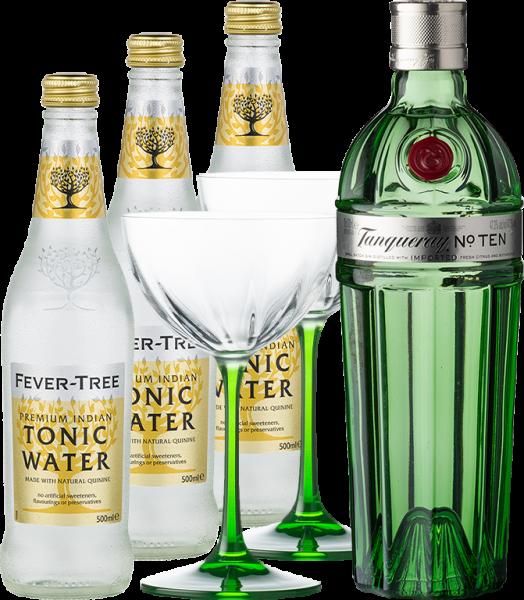 Tanqueray Gin & Tonic Set