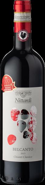 Nittardi Chianti Classico DOCG Belcanto 2015