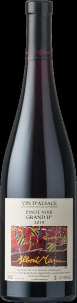 Mann Pinot Noir Grand H 2019 BIO