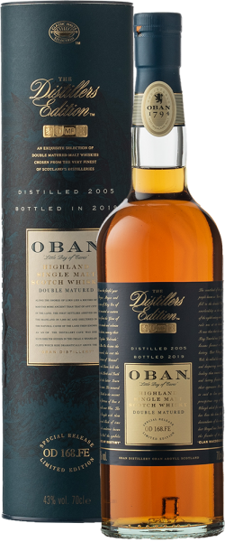 Oban Distillers Edition 2019