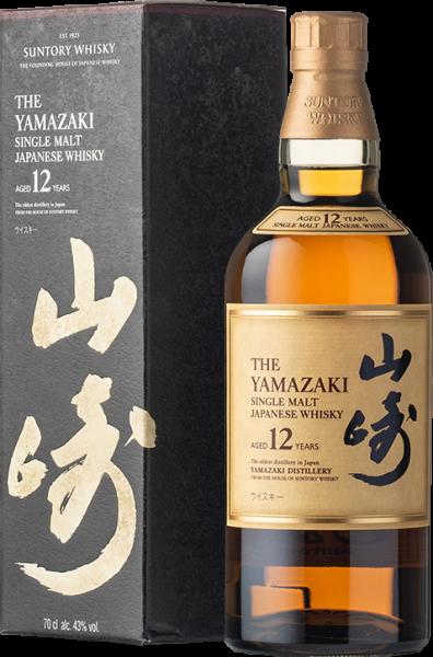 Yamazaki 12YO Malt Whisky