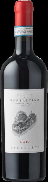 Salicutti Rosso di Montalcino DOC 2018 BIO