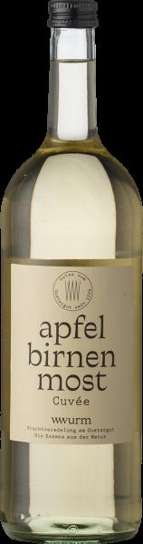 Wurm Apfel-Birnen Cuvée Most 2019