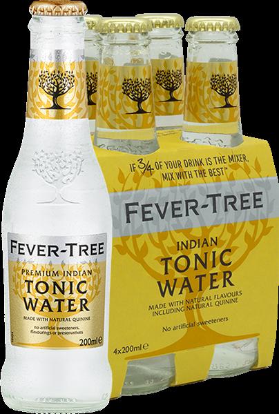 4er Fever-Tree Tonic Water
