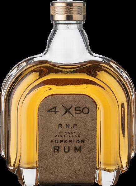 Reisetbauer 4x50 R-N-P Finely Distilled Superior Rum