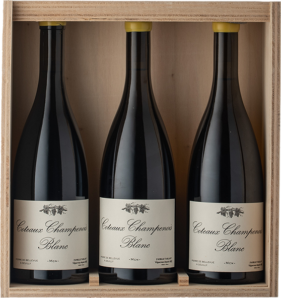 Tarlant Coteaux Champenois Blanc Lieu-dit 3er Box