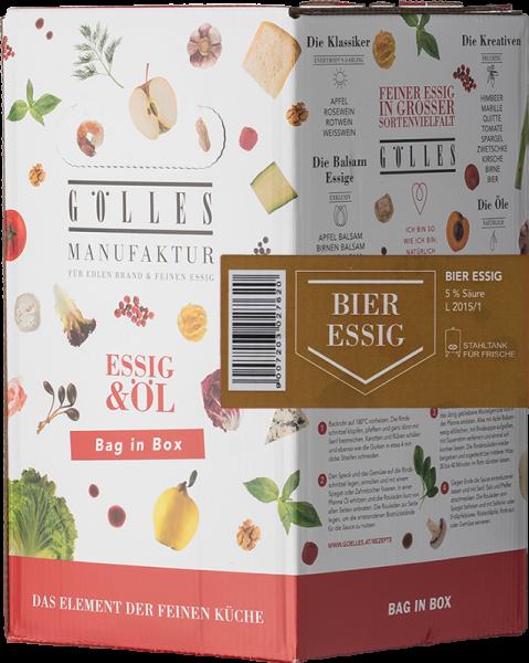 Gölles Bier Essig Bag in Box 5L