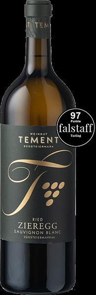 Tement Sauvignon Blanc Ried Zieregg G-STK 2018 3,0lt- BIO