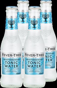 Mediterranean Tonic Water 4er Multipack