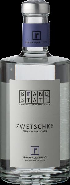 Hansi Reisetbauer Brandstatt Zwetschke 0,7lt-