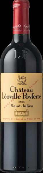 Château Léoville Poyferré 2ème GCC 2016