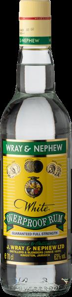 J- Wray & Nephew's Overproof