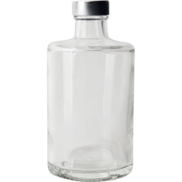 »Vanessa« Flasche glasklar, mit Schraubverschluss, Inhalt: 0,35 Liter