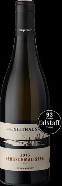 Nittnaus Chardonnay Ried Bergschmalister Leithaberg DAC 2015 BIO