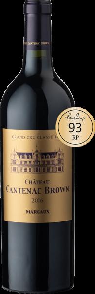 Château Cantenac-Brown 2016 3ème GCC