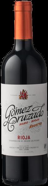 Gomez Cruzado Rioja Reserva DOCa 2014