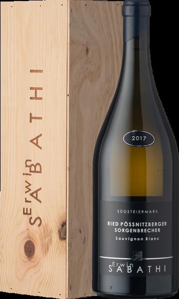 Erwin Sabathi Sauvignon Blanc Ried Pössnitzb- Sorgenbrecher 2017 Magnum
