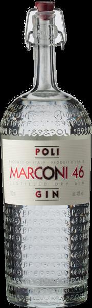Poli Marconi 46 Gin 46% 0,7 L