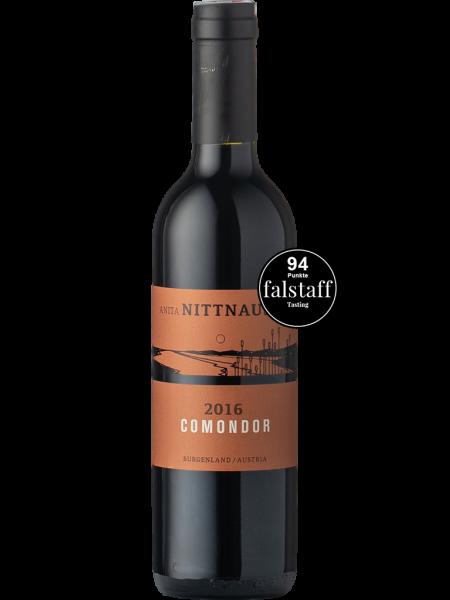 Nittnaus Comondor 2016 BIO 0,375lt-