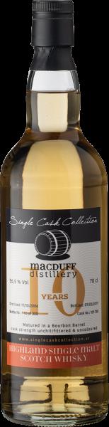 Single Cask Collection Macduff 10YO
