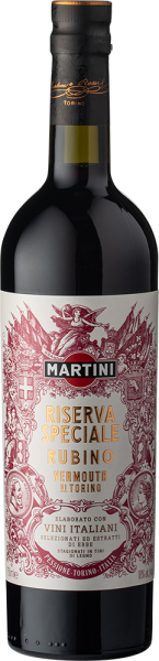 Martini Vermouth Riserva Speciale Rubino (Rosso)