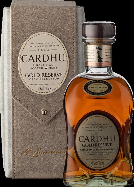 Cardhu Gold Reserve Fashion Bag