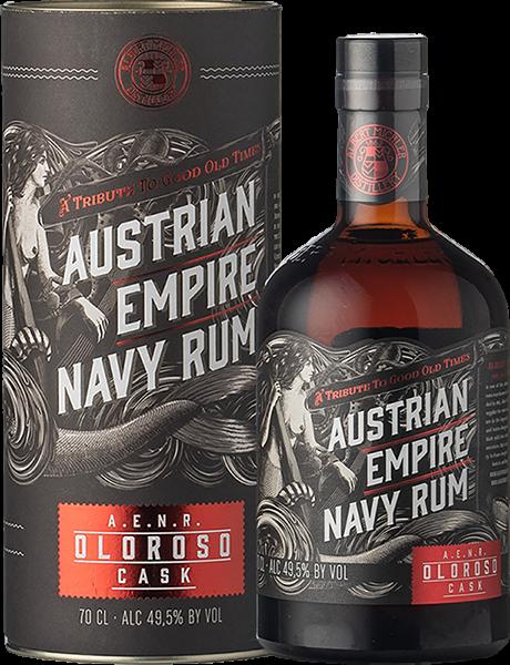 Austrian Empire Navy Rum Reserve Double Cask Oloroso