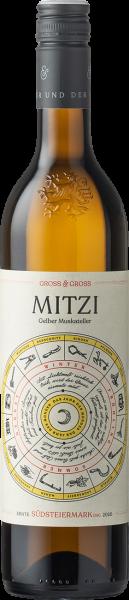 Gross&Gross Gelber Muskateller Mitzi Südsteiermark DAC 2020