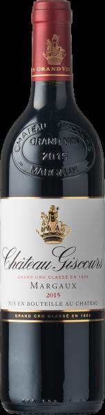 Château Giscours 5ème GCC 2015